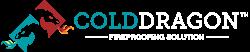 COLD DRAGON FIRE Logo
